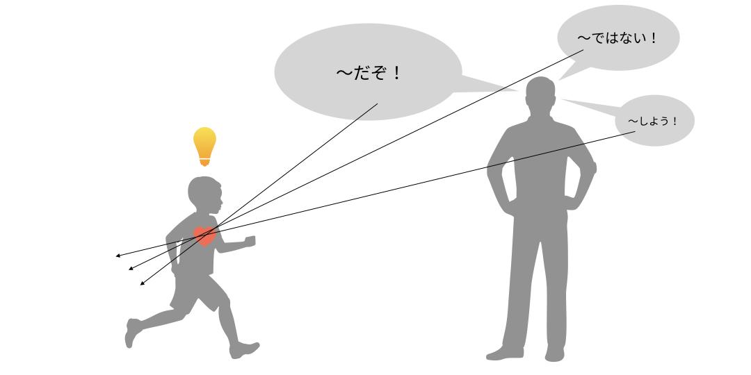指導者の言葉は子供のメンタルに大きく影響を与える