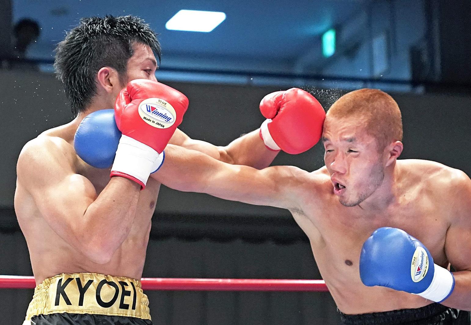 ボクシングで結果に相応しいメンタル